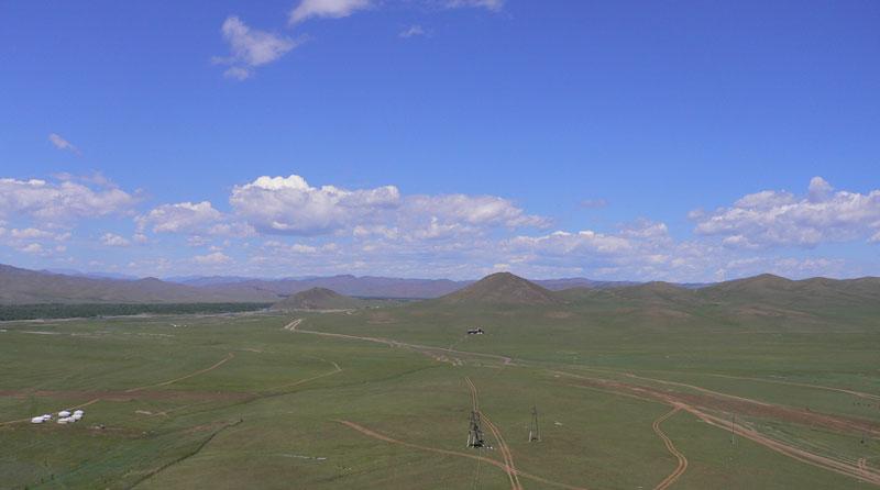 Mongolia_plain